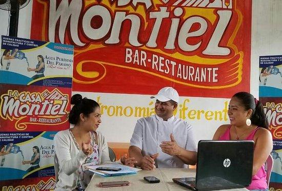 """Quevedo, Ecuador: """"La Casa de Montiel""""  Una Gastronomía Diferente"""