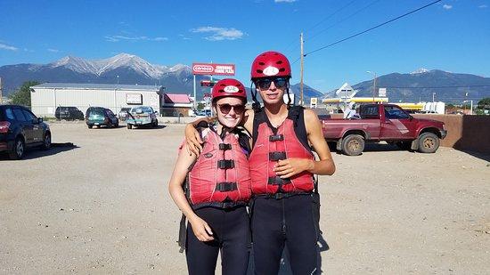 תמונה מHalf Day Numbers Rafting Adventure