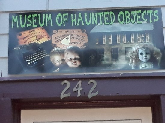 Museum Of Haunted Objects