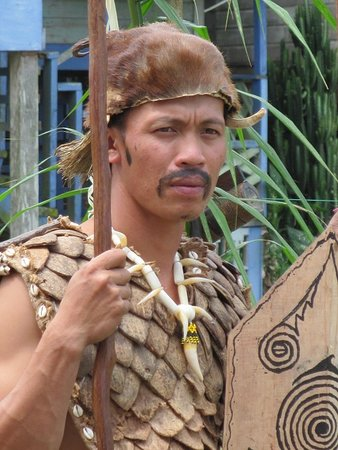 North Kalimantan Province, Indonezja: Dayak Krayan