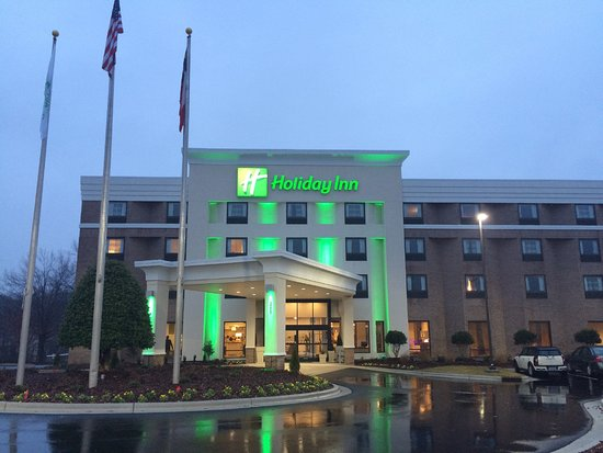 Holiday Inn Greensboro Coliseum 3 Гринсборо отзывы