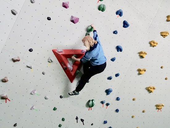 Gravity Boulderhalle