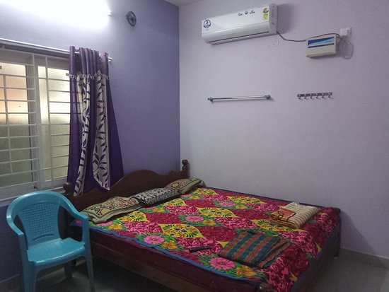 Thirunallar, India: Residency Standard Room