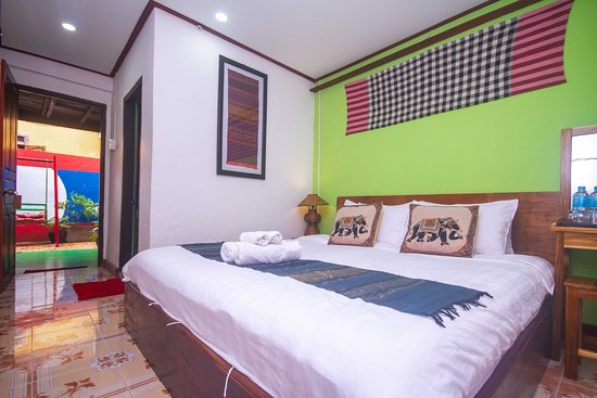 Y Not Lao Guesthouse Ban Wat Nong