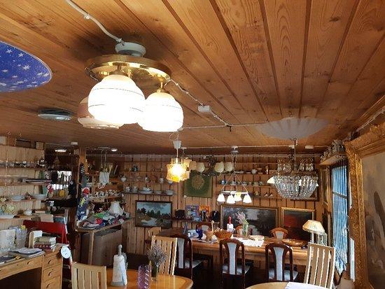 Kahvila Aurora Rautalampi