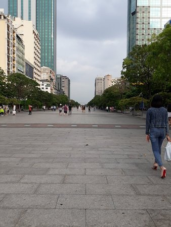 Nguyen Hue Street (Ho Chi Minh City) - 2019 All You Need to Know
