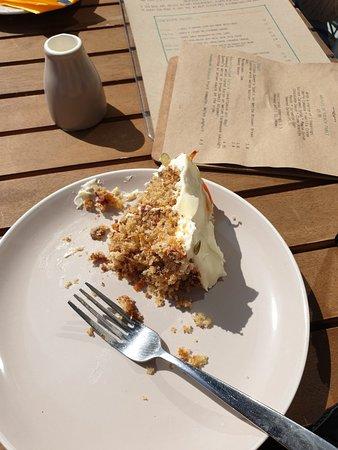 Carrot cake heaven