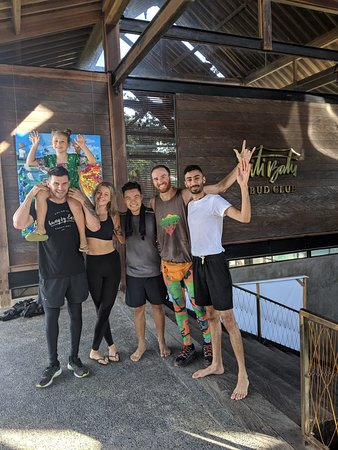 Our favorite place in Ubud