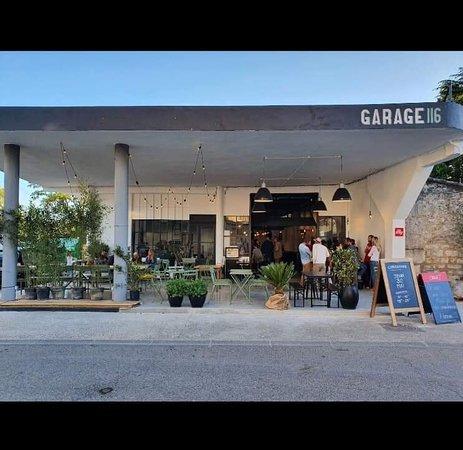 Garage 116