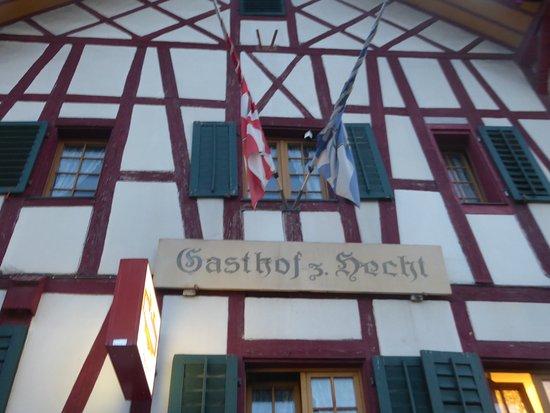 Winkel, Sveits: Gasthof z.Hecht