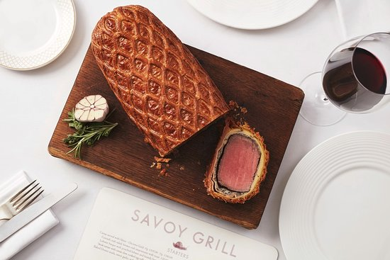 Image The Savoy Grill in London