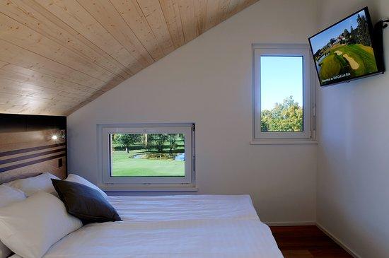 Les Bois, Suisse : 9 chambres sont à disposition