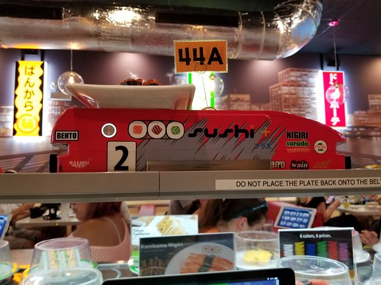 A Delivery To Our Station Picture Of Sushi Rotary Sushi Bar Chicago Tripadvisor That means chicago is still home to some excellent sushi spots where you can get all kinds of delicious nigiri, sashimi, and rolls stuffed with. tripadvisor
