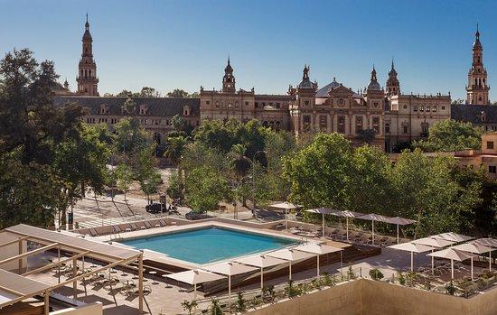 Melia Sevilla, hoteles en Ruta Vía de la Plata