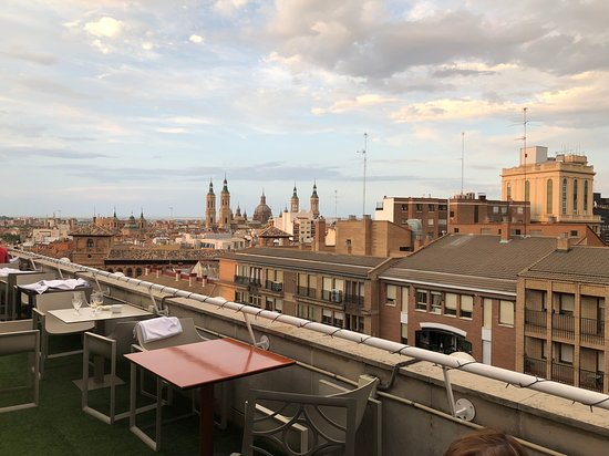 Vista Ampliada Picture Of Lounge Club Van Gogh Zaragoza