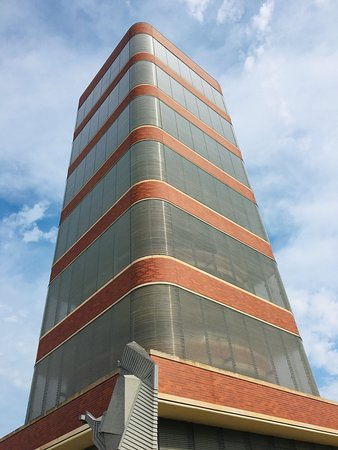SC Johnson Headquarters: Research Tower