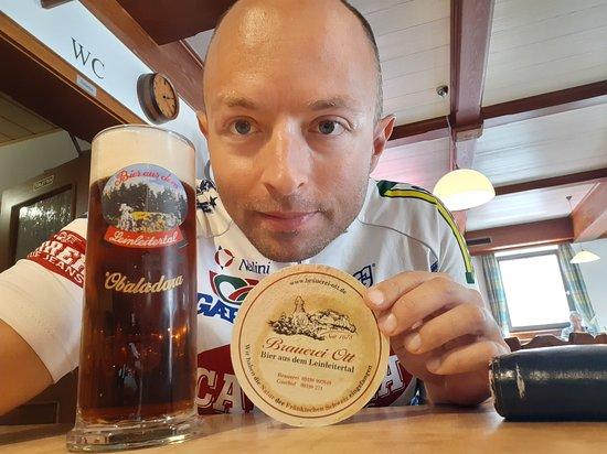 Heiligenstadt, Nemecko: dunkel original bier