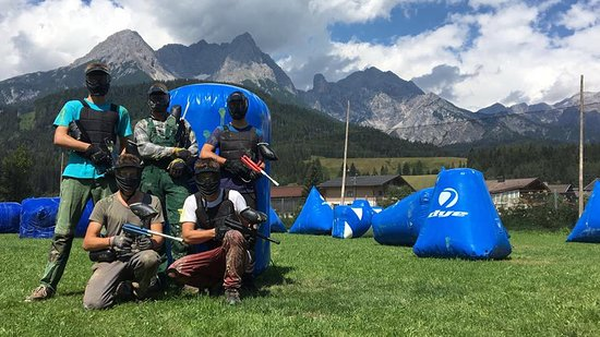 Paintball Sportverein Saalfelden