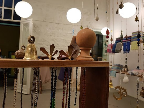 Beads & Cotton