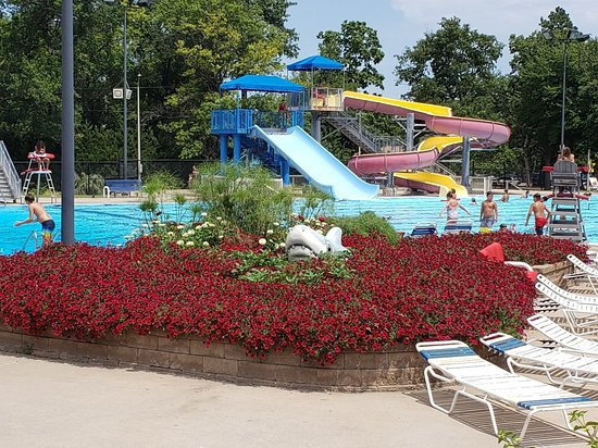 Blaisdell Family Aquatic Center