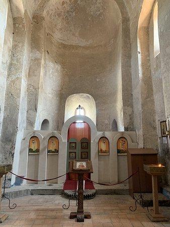 Shida Kartli Region, Gruzja: церковь  Уплиссули