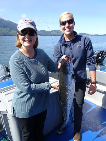"31"" King Salmon"