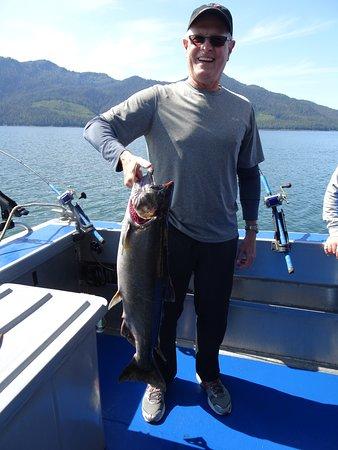"33"" King Salmon"