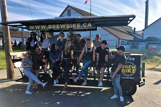 Brew Bike Tours