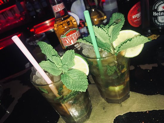 South Beach Mojito