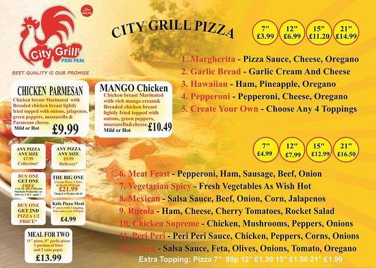 City Grill & Peri Peri, Coventry - Photos & Restaurant