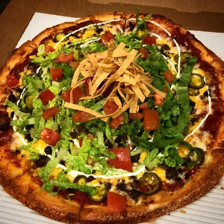 THe Mexicali pizza