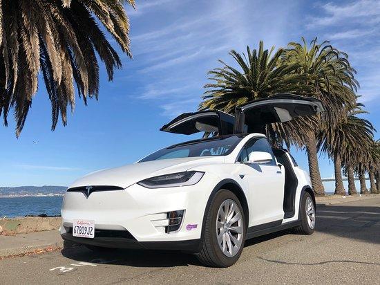 Treasure Island: Tesla Model X