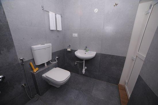 Kottakuppam, India: Bathroom 2