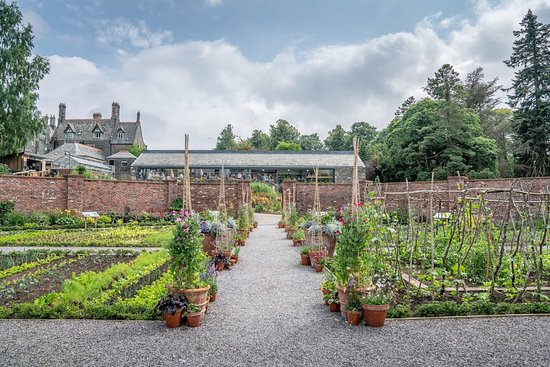 The Lingholm Kitchen & Walled Garden