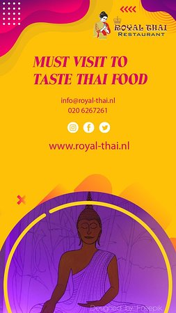 Must Visit To taste Thai Food