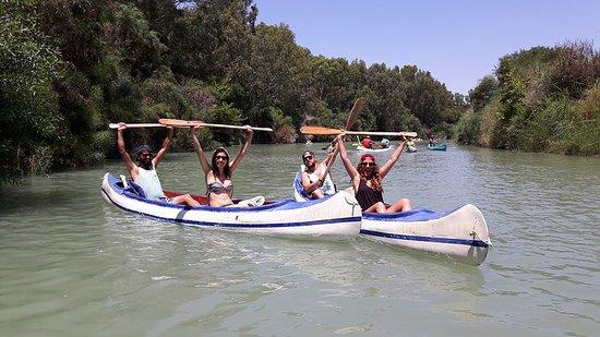 Patara Canoeing