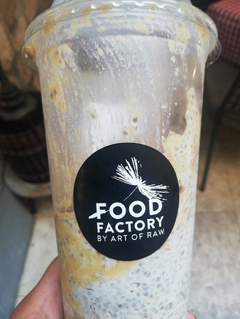 Great vegan food and drinks