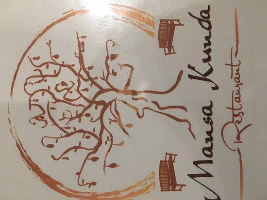 Mansa Kunda for fantastic African cuisine