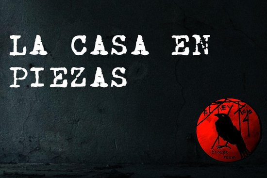 El Rey Rojo Escape Room