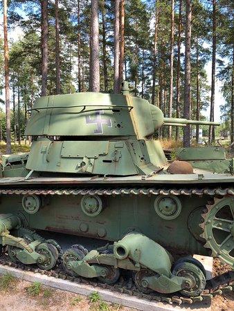 Mielenkiintoinen pala Suomen sotahistoriaa