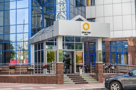 Отель Ural Tau