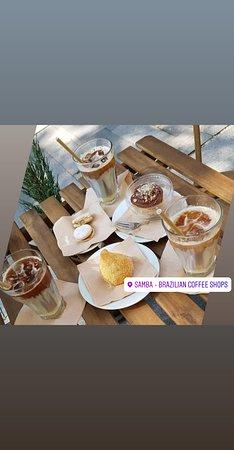 Samba Coffee Und Brasilianische Spezialitaten Kuva Samba