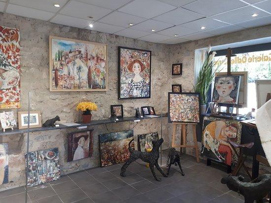 Atelier Galerie Odile Sauve