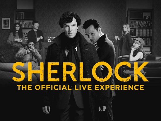 Sherlock: The Game Is Now