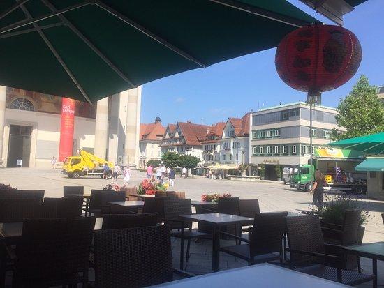 Dornbirner Marktplatz
