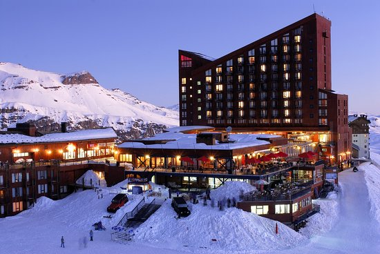 La Cisterna, Chile: Hotel Puerta del Solo, Valle Nevado