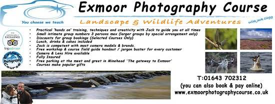 Exmoor Photography Course