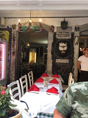 Ресторан Циклоп