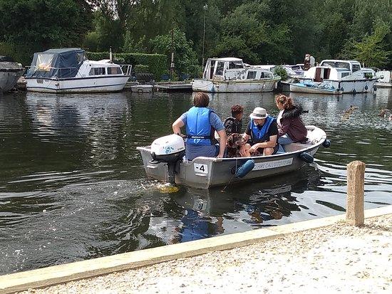 Thorpe Island Boats