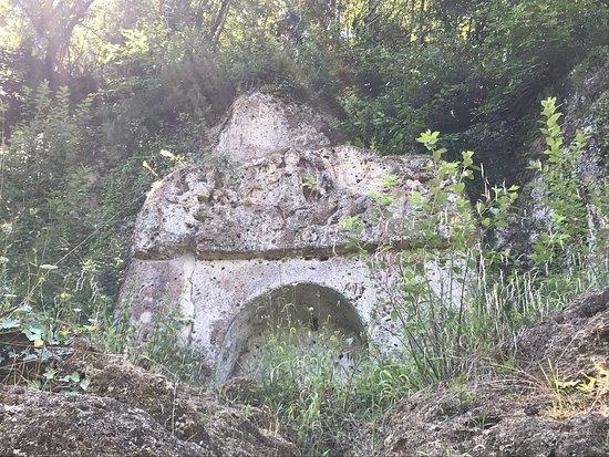 Valokuva: Parco Archeologico Citta del Tufo